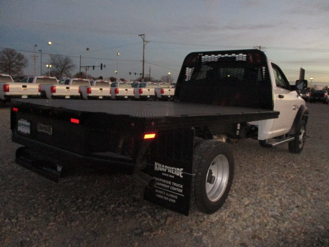 2018 Ram 4500 Regular Cab DRW 4x4 Platform Body #D180153 - photo 2