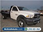 2018 Ram 4500 Regular Cab DRW 4x4 Platform Body #D180153 - photo 1