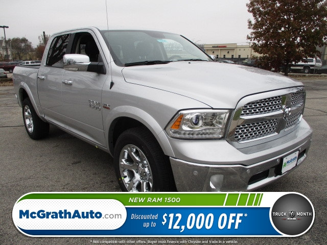 2018 Ram 1500 Crew Cab 4x4, Pickup #D180188 - photo 1