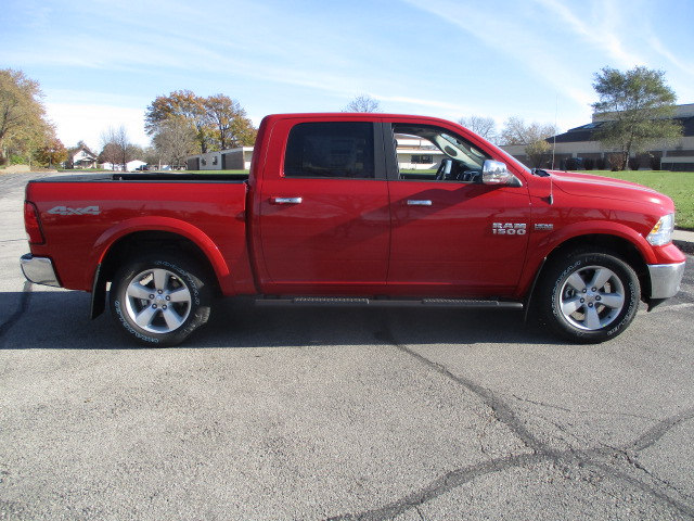 2018 Ram 1500 Crew Cab 4x4, Pickup #D180194 - photo 10