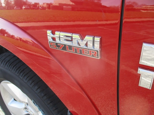 2018 Ram 1500 Crew Cab 4x4, Pickup #D180194 - photo 19