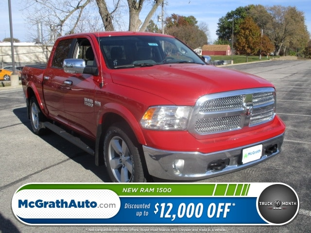 2018 Ram 1500 Crew Cab 4x4, Pickup #D180194 - photo 1