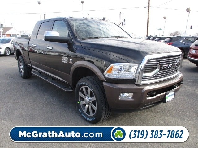 2018 Ram 3500 Mega Cab 4x4, Pickup #D180228 - photo 1