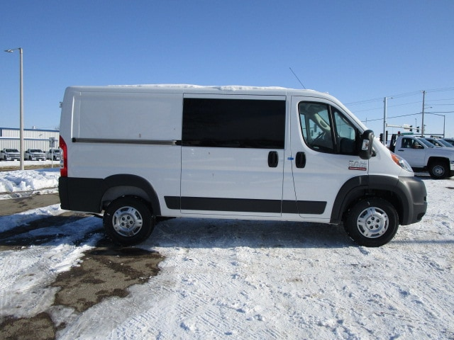 2018 ProMaster 1500 Standard Roof, Cargo Van #D180347 - photo 11