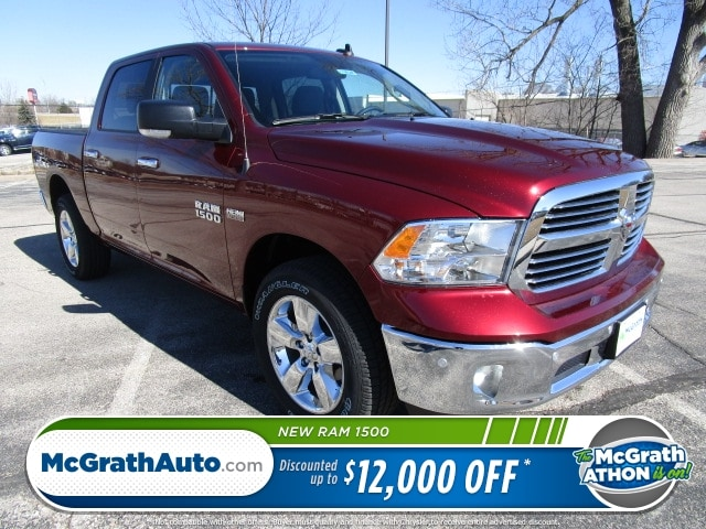 2018 Ram 1500 Crew Cab 4x4,  Pickup #D180348 - photo 1