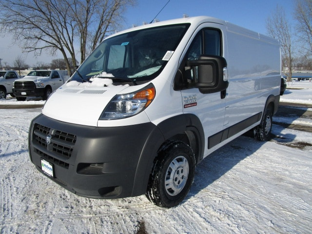 2018 ProMaster 1500 Standard Roof, Cargo Van #D180355 - photo 4