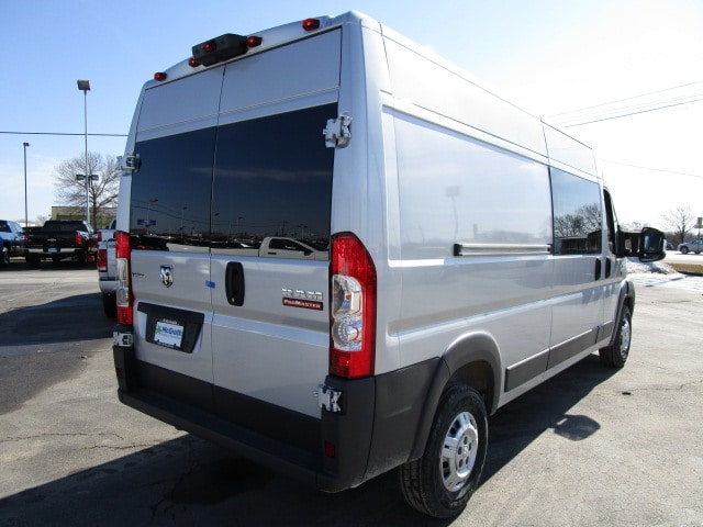 2018 ProMaster 3500 High Roof, Cargo Van #D180374 - photo 10