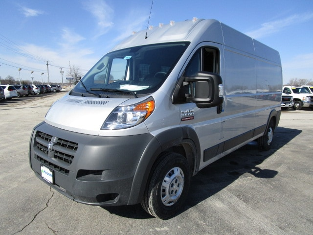 2018 ProMaster 3500 High Roof, Cargo Van #D180374 - photo 4