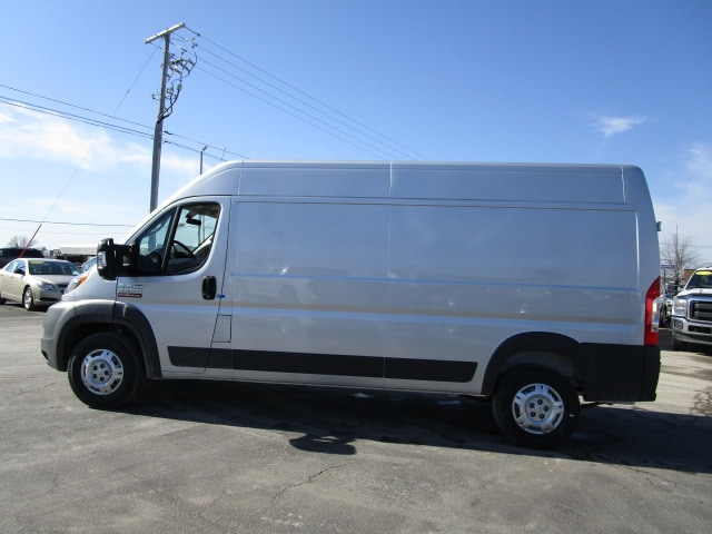 2018 ProMaster 3500 High Roof, Cargo Van #D180374 - photo 7