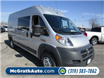 2018 ProMaster 3500 High Roof, Cargo Van #D180374 - photo 1