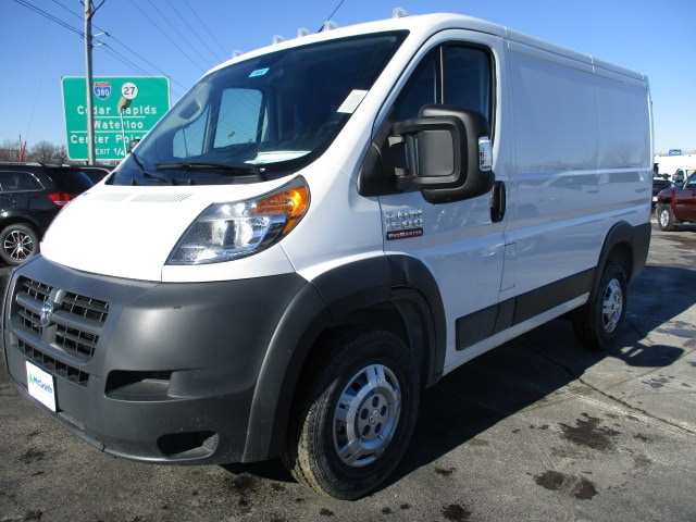 2018 ProMaster 1500 Standard Roof, Cargo Van #D180387 - photo 4