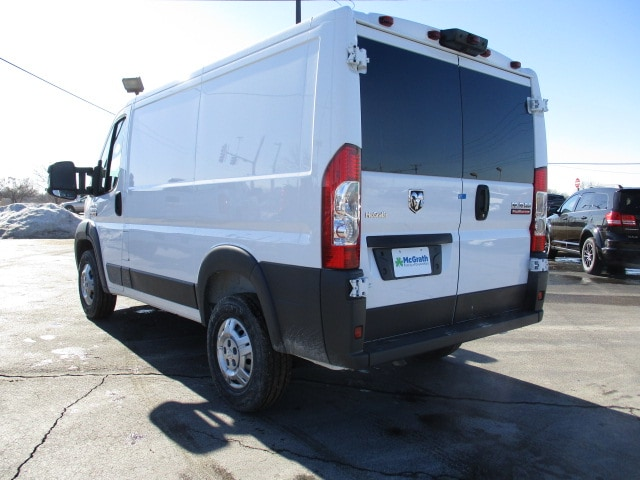 2018 ProMaster 1500 Standard Roof, Cargo Van #D180387 - photo 8