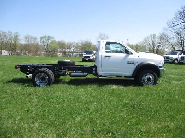 2018 Ram 4500 Regular Cab DRW 4x4,  Cab Chassis #D180395 - photo 10