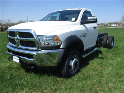 2018 Ram 4500 Regular Cab DRW 4x4,  Cab Chassis #D180395 - photo 4
