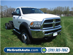 2018 Ram 4500 Regular Cab DRW 4x4,  Cab Chassis #D180395 - photo 1