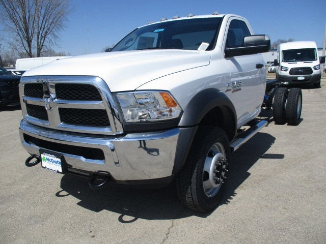 2018 Ram 4500 Regular Cab DRW 4x4,  Cab Chassis #D180396 - photo 4