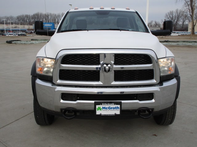2018 Ram 4500 Regular Cab DRW 4x4,  Knapheide Standard Service Body #D180396 - photo 3