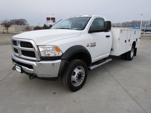 2018 Ram 4500 Regular Cab DRW 4x4,  Knapheide Standard Service Body #D180396 - photo 4