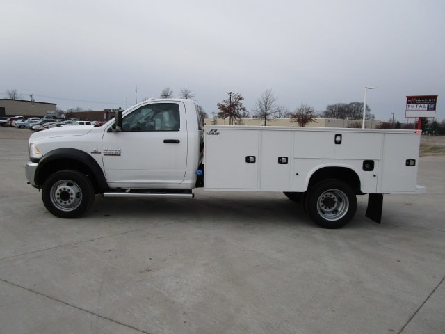2018 Ram 4500 Regular Cab DRW 4x4,  Knapheide Standard Service Body #D180396 - photo 7