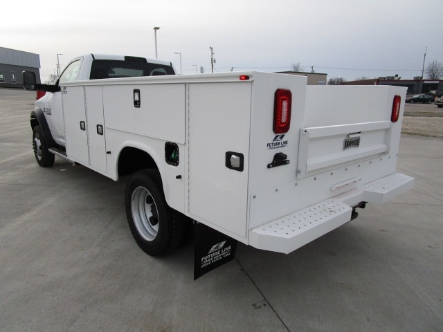2018 Ram 4500 Regular Cab DRW 4x4,  Knapheide Standard Service Body #D180396 - photo 8