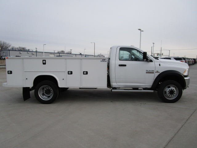 2018 Ram 4500 Regular Cab DRW 4x4,  Knapheide Standard Service Body #D180396 - photo 10