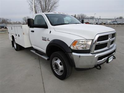 2018 Ram 4500 Regular Cab DRW 4x4,  Knapheide Standard Service Body #D180396 - photo 1
