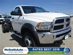 2018 Ram 4500 Regular Cab DRW 4x4,  Cab Chassis #D180396 - photo 1