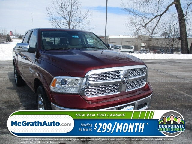 2018 Ram 1500 Crew Cab 4x4, Pickup #D180457 - photo 1