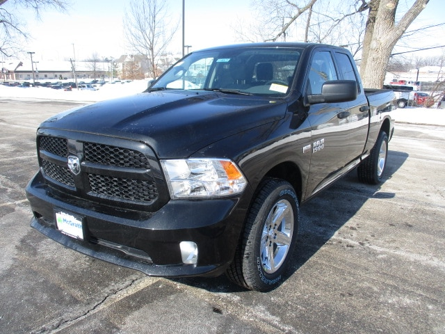 2018 Ram 1500 Quad Cab 4x4, Pickup #D180475 - photo 4