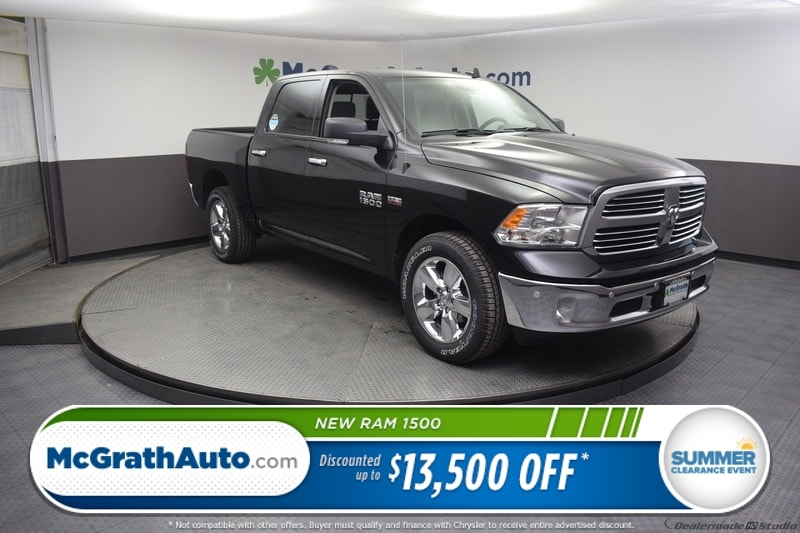 2018 Ram 1500 Crew Cab 4x4,  Pickup #D180636 - photo 1