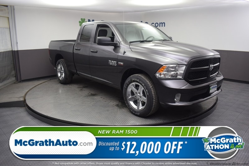 2018 Ram 1500 Quad Cab 4x4,  Pickup #D180717 - photo 1
