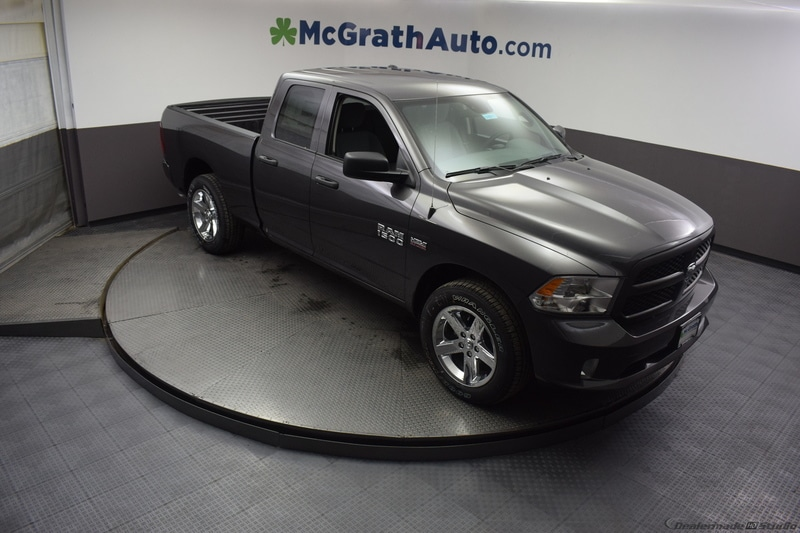2018 Ram 1500 Quad Cab 4x4,  Pickup #D180717 - photo 3