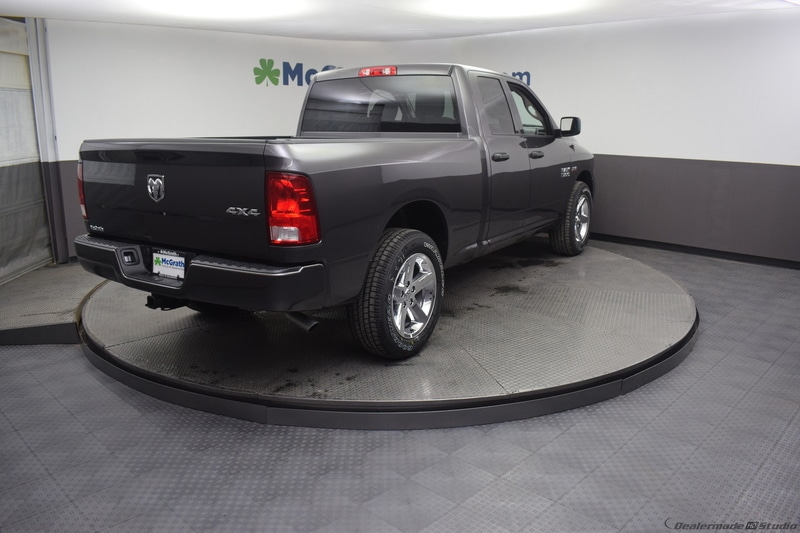 2018 Ram 1500 Quad Cab 4x4,  Pickup #D180717 - photo 2