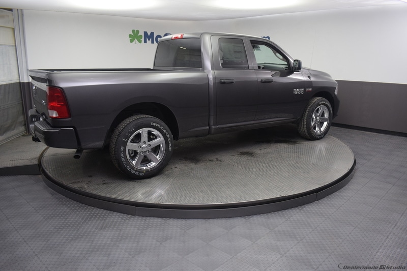 2018 Ram 1500 Quad Cab 4x4,  Pickup #D180717 - photo 25