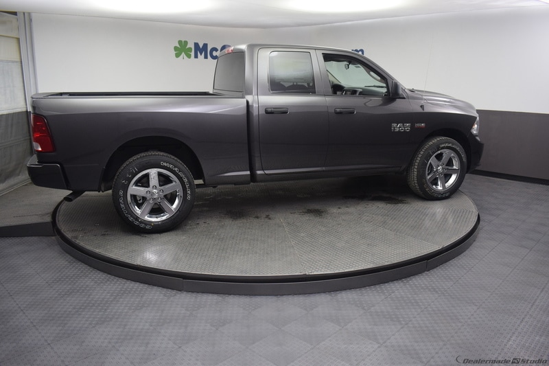 2018 Ram 1500 Quad Cab 4x4,  Pickup #D180717 - photo 27