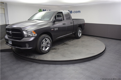 2018 Ram 1500 Quad Cab 4x4,  Pickup #D180717 - photo 5