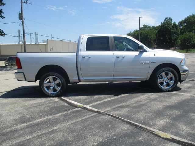 2018 Ram 1500 Crew Cab 4x4,  Pickup #D180931 - photo 7