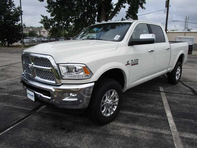 2018 Ram 2500 Crew Cab 4x4,  Pickup #D180960 - photo 4