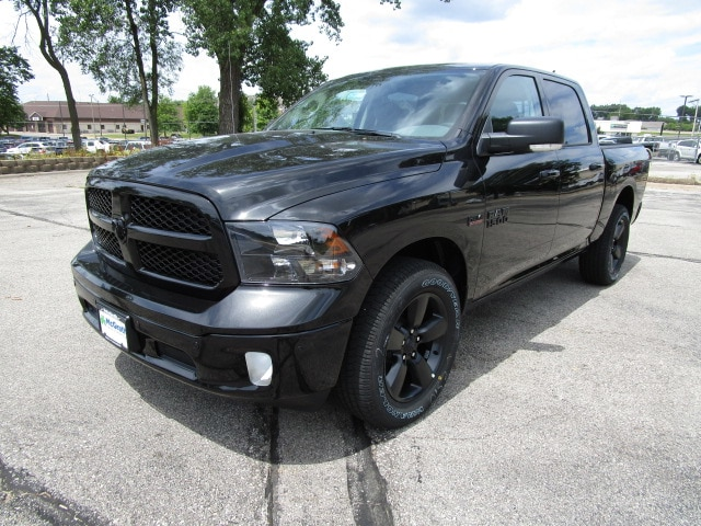 2018 Ram 1500 Crew Cab 4x4,  Pickup #D181006 - photo 4