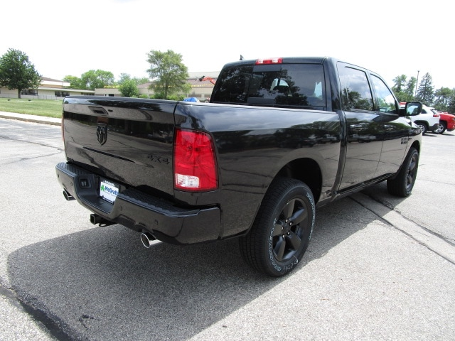 2018 Ram 1500 Crew Cab 4x4,  Pickup #D181006 - photo 2