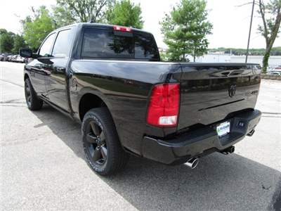 2018 Ram 1500 Crew Cab 4x4,  Pickup #D181006 - photo 8