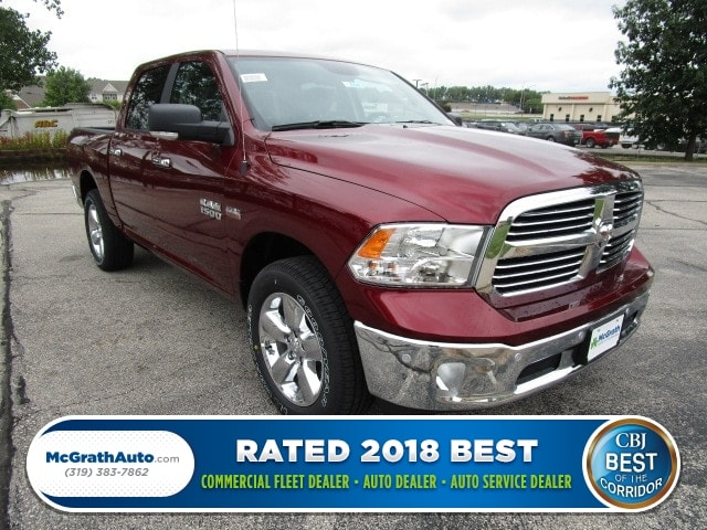 2018 Ram 1500 Crew Cab 4x4,  Pickup #D181042 - photo 1