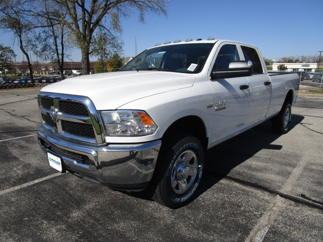 2018 Ram 2500 Crew Cab 4x4,  Pickup #D181320 - photo 4