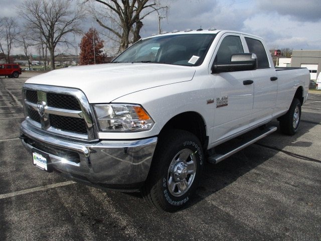 2018 Ram 2500 Crew Cab 4x4,  Pickup #D181331 - photo 4