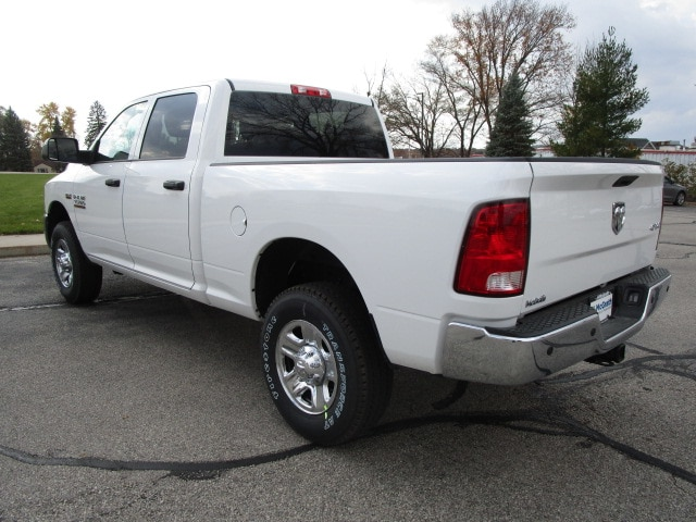 2018 Ram 3500 Crew Cab 4x4,  Pickup #D181358 - photo 8