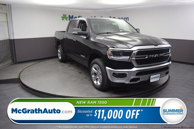 2019 Ram 1500 Crew Cab 4x4,  Pickup #D190019 - photo 1