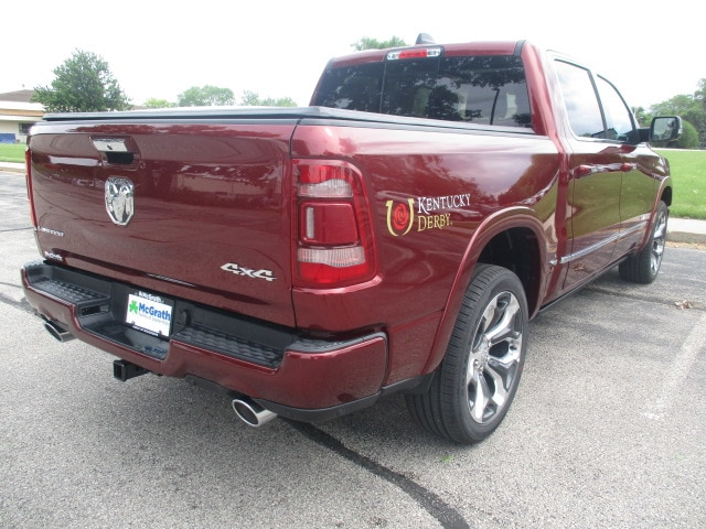 2019 Ram 1500 Crew Cab 4x4,  Pickup #D190052 - photo 9