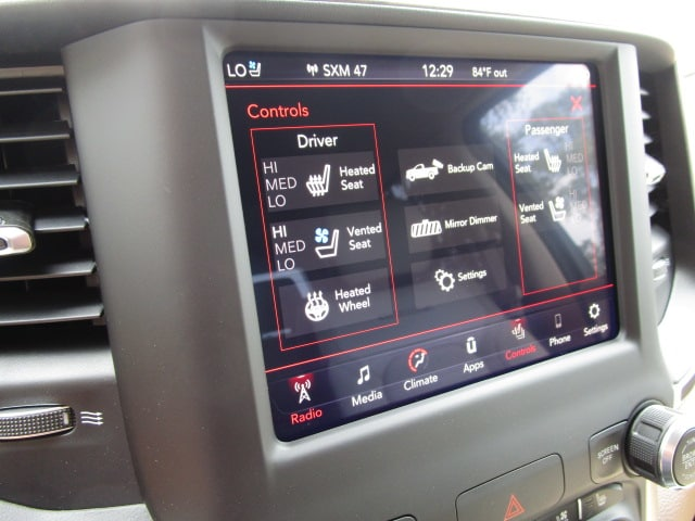 2019 Ram 1500 Crew Cab 4x4,  Pickup #D190061 - photo 19