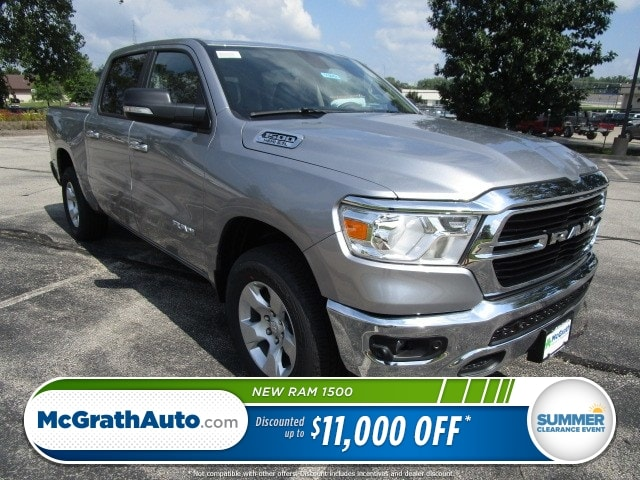 2019 Ram 1500 Crew Cab 4x4,  Pickup #D190094 - photo 1