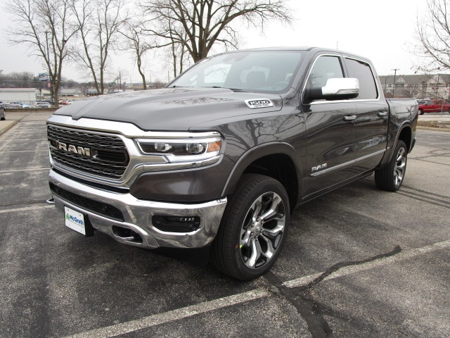 2019 Ram 1500 Crew Cab 4x4,  Pickup #D190503 - photo 4